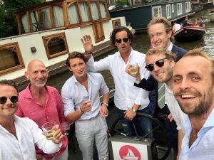 Leve de start-ups StartupAmsterdam Business Tales