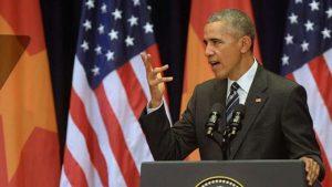 spreken met rust Obama Business Tales